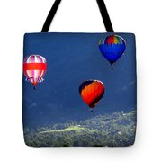 Floatin' In The Rockies 22 Tote Bag