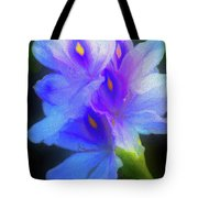 Floating Amazement Tote Bag