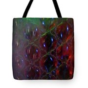 Floating Bubbles # 1 Tote Bag