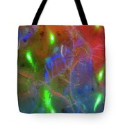 Floating Bubbles # 20 Tote Bag