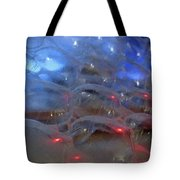 Floating Bubbles # 4 Tote Bag