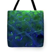 Floating Bubbles # 9 Tote Bag