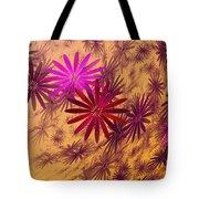 Floating Floral - 005 Tote Bag
