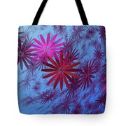 Floating Floral -003 Tote Bag