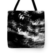 Floating Letters IIi Tote Bag