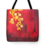 Floating Lights Tote Bag