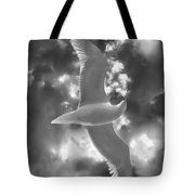 Floating On A Cloud Tote Bag