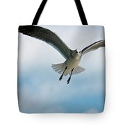 Floating On Air Tote Bag