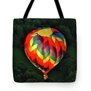 Floating Rainbow Tote Bag