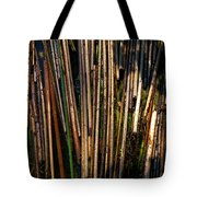 Floating Reeds Tote Bag