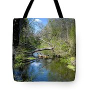 Floating The Iche Tote Bag