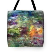 Floating Tranquility Tote Bag