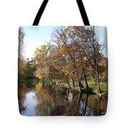 Flood Plain Tote Bag