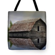 Flooded Barn Tote Bag