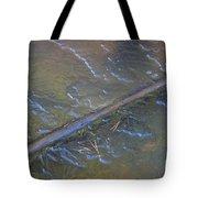 Flooded Rails Tote Bag