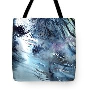 Flooding Tote Bag