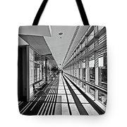 Floor Nine Tote Bag