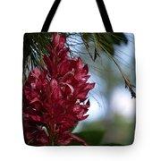 Flor De Fuego Tote Bag