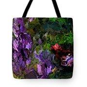 Flora Landscape 081015 Tote Bag