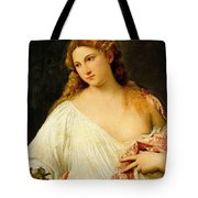 Flora Tote Bag by Titian