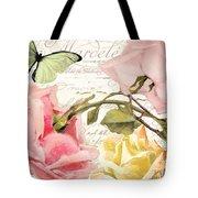 Florabella I Tote Bag