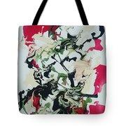 Floral #05 Tote Bag