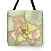 Floral 2-19-10-a Tote Bag