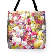 Floral Art Clvii Tote Bag