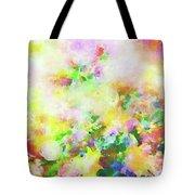 Floral Art Clxiv Tote Bag
