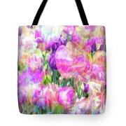 Floral Art Cx Tote Bag