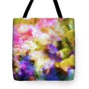 Floral Art Cxii Tote Bag