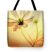 Floral At Dusk Tote Bag