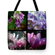 Floral Beauties Tote Bag