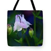 Floral Birds Tote Bag