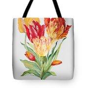 Floral Botanicals-jp3789 Tote Bag
