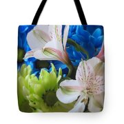 Floral Bouquet 1 Tote Bag
