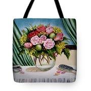 Floral Essence Tote Bag
