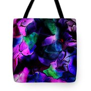 Floral Expressions 080616-2 Tote Bag