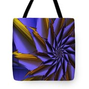 Floral Expressions 2 Tote Bag