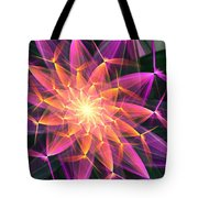 Floral Expressions 3 Tote Bag
