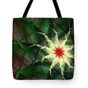 Floral Expressions 4 Tote Bag