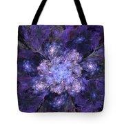 Floral Fantasy 1 Tote Bag
