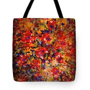 Floral Feelings Tote Bag