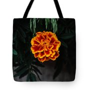 Floral Fire Tote Bag