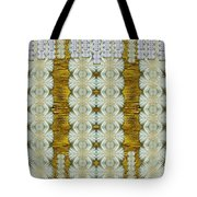 Floral Forest Of Magic And Gold Tote Bag