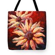 Floral Mini Tote Bag