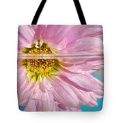 Floral 'n' Water Art 6 Tote Bag