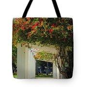 Floral Or Art Tote Bag