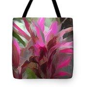 Floral Pastel Tote Bag by Tom Prendergast