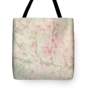 Floral Pattern Tote Bag